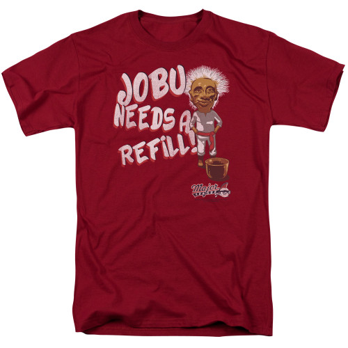 Image for Major League T-Shirt - Jobu Needs a Refill