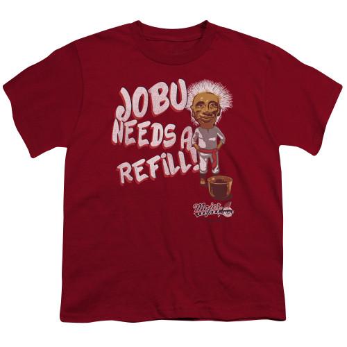 Image for Major League Youth T-Shirt - Jobu Needs a Refill