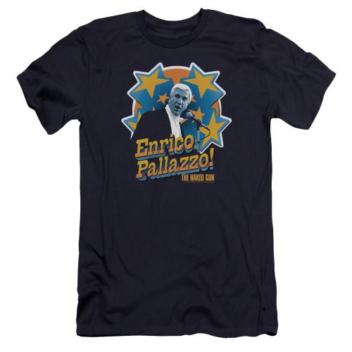 Image for Major League Premium Canvas Premium Shirt - It's Enrico Pallazzo