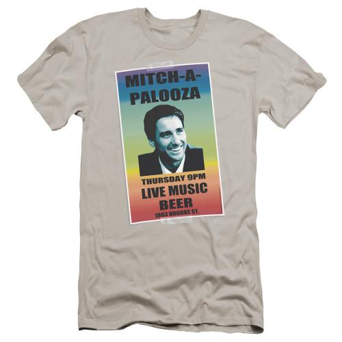 Image for Old School Premium Canvas Premium Shirt - Mitch-a-palooza