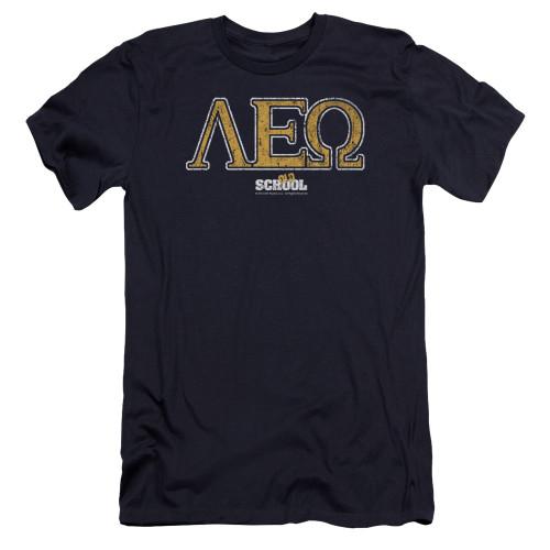 Image for Old School Premium Canvas Premium Shirt - Leo