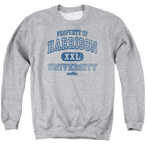 Image for Old School Crewneck - Property of Harrison University