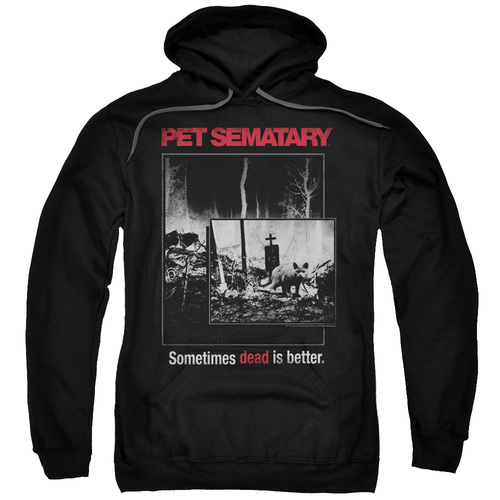 Image for Pet Sematary Hoodie - Cat Poster