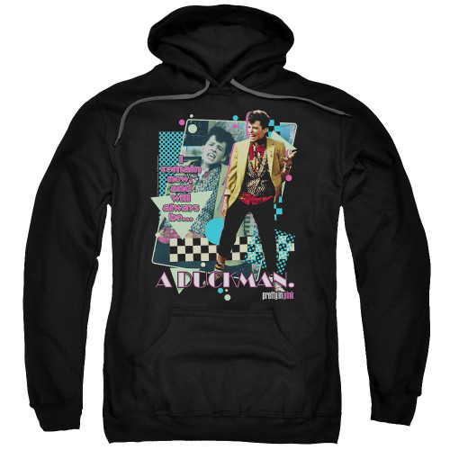Image for Pretty in Pink Hoodie - A Duckman