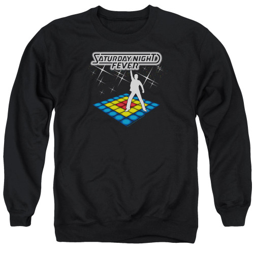 Image for Saturday Night Fever Crewneck - Should Be Dancing