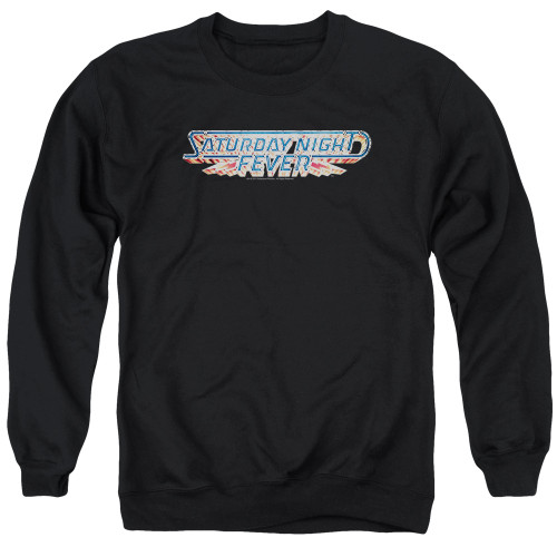 Image for Saturday Night Fever Crewneck - Logo