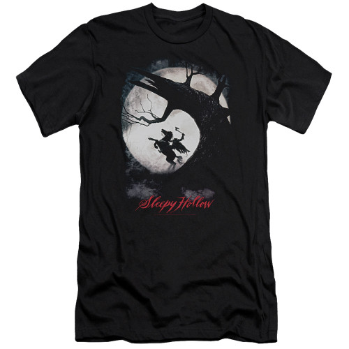 Image for Sleepy Hollow Premium Canvas Premium Shirt - Poster