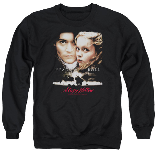 Image for Sleepy Hollow Crewneck - Heads Will Roll