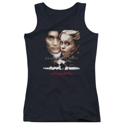 Image for Sleepy Hollow Girls Tank Top - Heads Will Roll