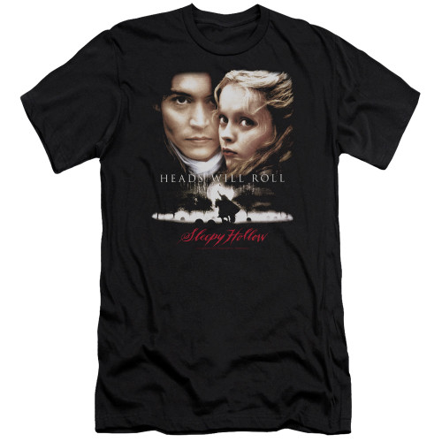 Image for Sleepy Hollow Premium Canvas Premium Shirt - Heads Will Roll