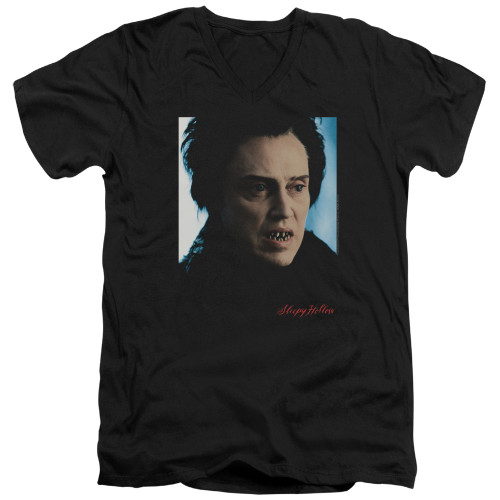 Image for Sleepy Hollow V Neck T-Shirt - Horseman