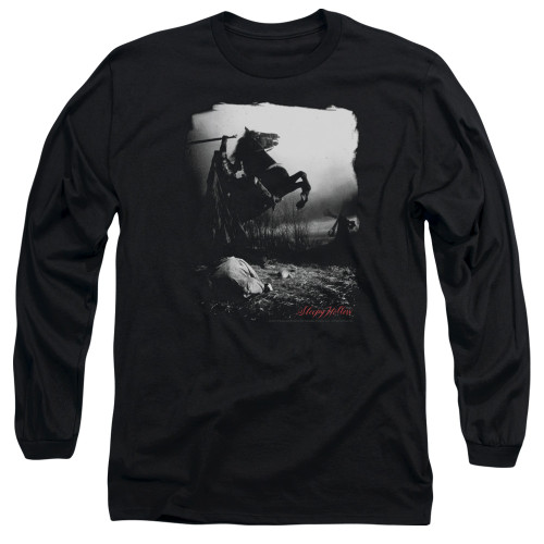 Image for Sleepy Hollow Long Sleeve Shirt - Foggy Night