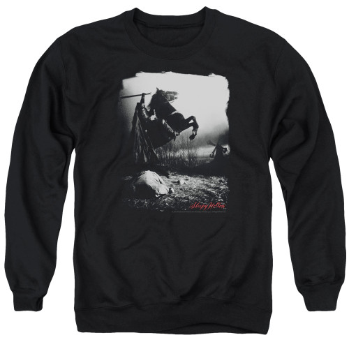 Image for Sleepy Hollow Crewneck - Foggy Night