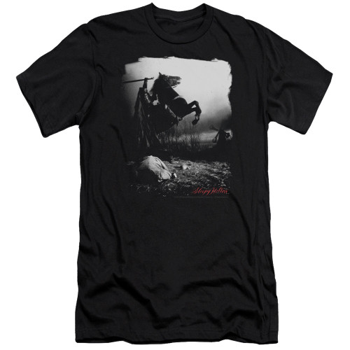 Image for Sleepy Hollow Premium Canvas Premium Shirt - Foggy Night