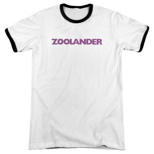 Image for Zoolander Ringer - Logo