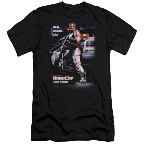 Image for Robocop Premium Canvas Premium Shirt - Poster