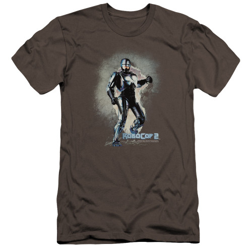 Image for Robocop Premium Canvas Premium Shirt - Break on Through