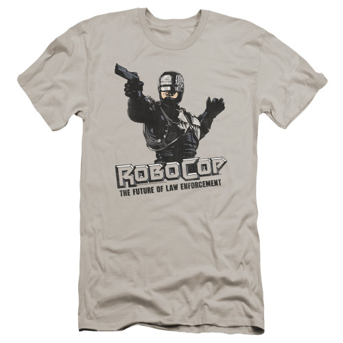 Image for Robocop Premium Canvas Premium Shirt - The Future of Law Enforcement