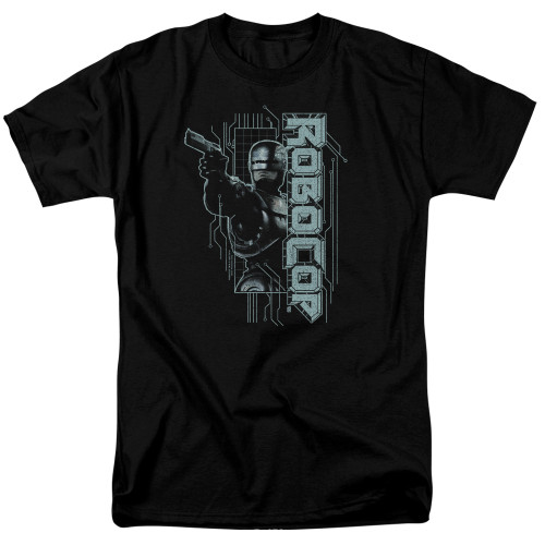 Image for Robocop T-Shirt - Murphy Split