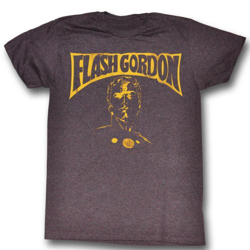 Image for Flash Gordon T-Shirt - Bust