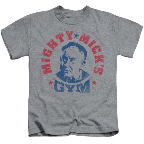 Image for Rocky Mighty Micks Gym Kid's T-Shirt