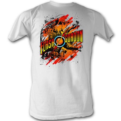 Image for Flash Gordon T-Shirt - Flashtastic
