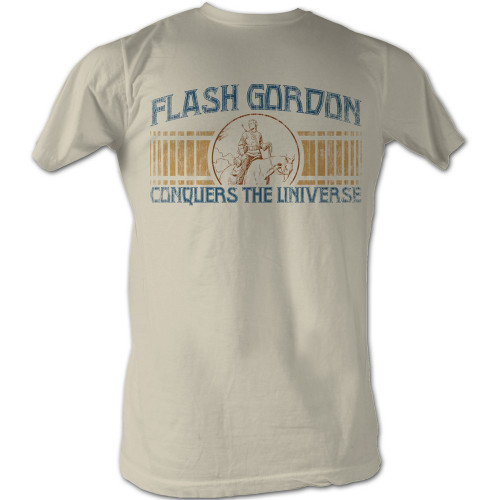 Image for Flash Gordon T-Shirt - Conquers the Universe