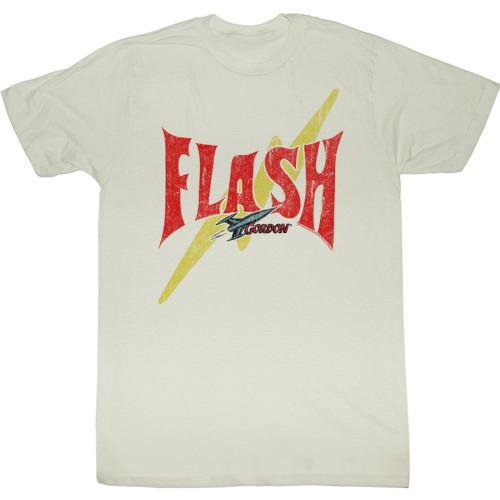 Image for Flash Gordon T-Shirt - Flash Bolt