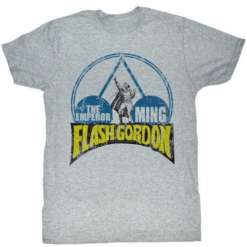 Image for Flash Gordon T-Shirt - Emperor Ming