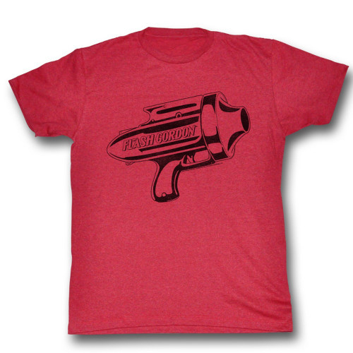 Image for Flash Gordon T-Shirt - Ray Gun