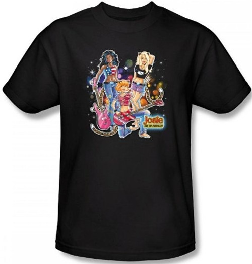 Image for Josie and the Pussycats Pussycats Rock T-Shirt