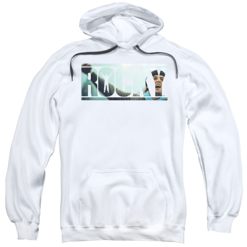 Image for Rocky Hoodie - Cutout Logo