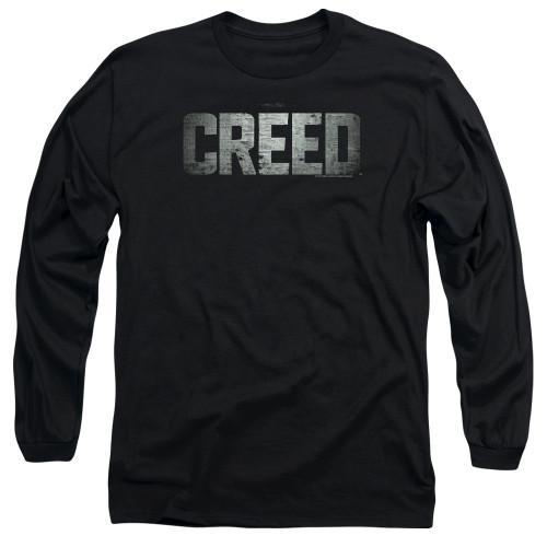 Image for Creed Long Sleeve Shirt - Logo