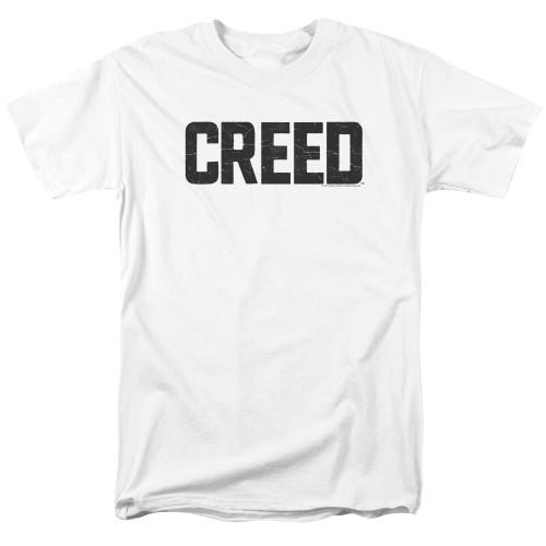 Image for Creed T-Shirt - Cracked Logo