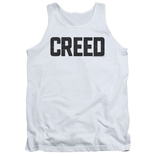 Image for Creed Tank Top - Cracked Logo