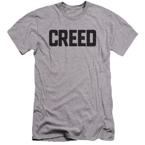 Image for Creed Premium Canvas Premium Shirt - Block Logo