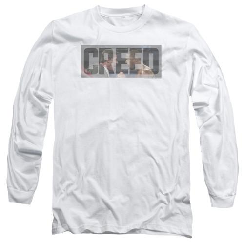 Image for Creed Long Sleeve Shirt - Pep Talk