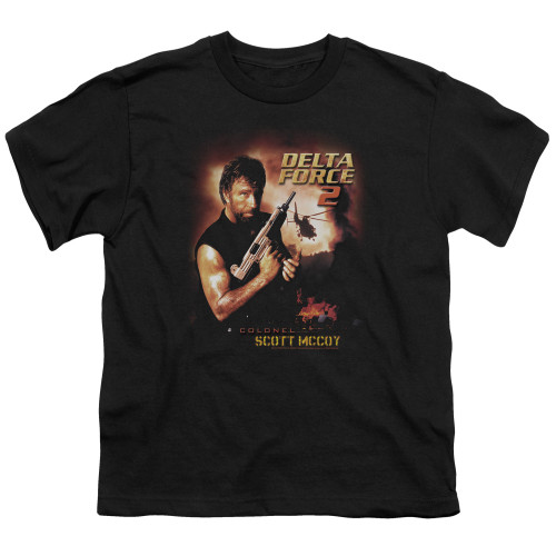Image for Delta Force Youth T-Shirt - DF2 Poster