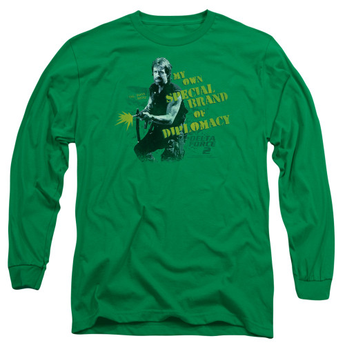 Image for Delta Force Long Sleeve Shirt - DF 2 Special Diplomacy