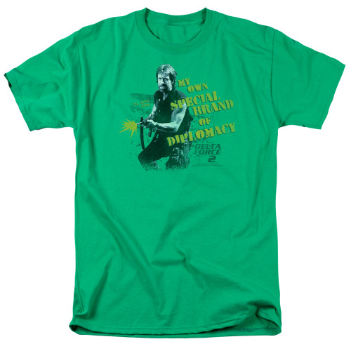 Image for Delta Force T-Shirt - DF 2 Special Diplomacy