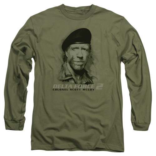 Image for Delta Force Long Sleeve Shirt - DF 2 You Can't See Me