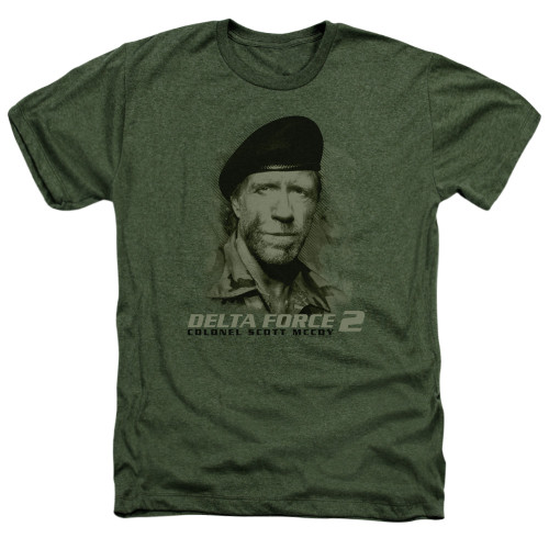 Image for Delta Force Heather T-Shirt - DF 2 You Can't See Me