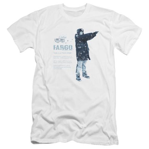 Image for Fargo Premium Canvas Premium Shirt - This is a True Story