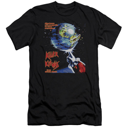 Image for Killer Klowns From Outer Space Premium Canvas Premium Shirt - Invaders