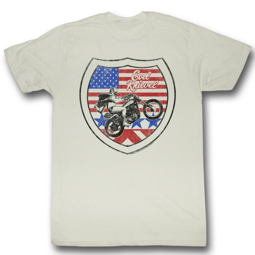 Image for Evel Knievel T-Shirt - Interstate