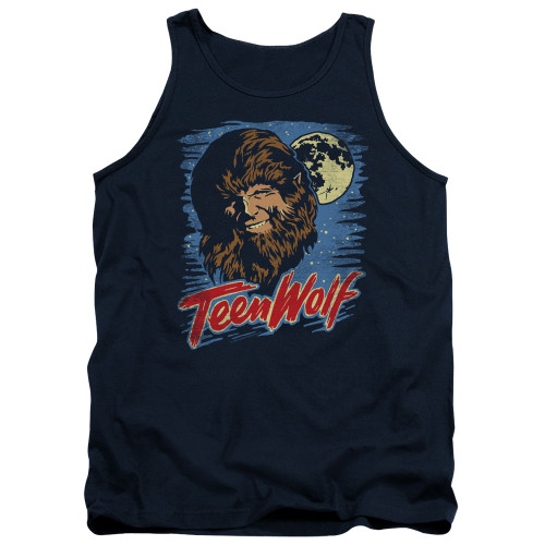 Image for Teen Wolf Tank Top - Wolf Moon