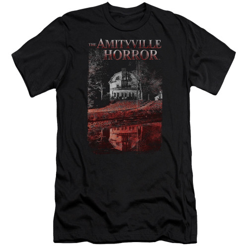 Image for Amityville Horror Premium Canvas Premium Shirt - Cold Blood