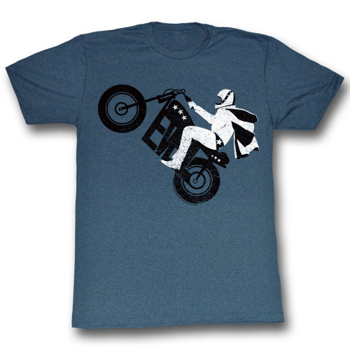 Image for Evel Knievel T-Shirt - Mobile