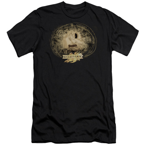Image for MirrorMask Premium Canvas Premium Shirt - Sketch