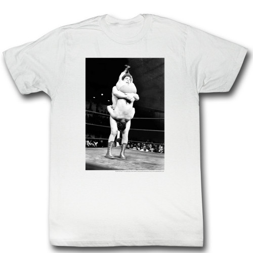Image for Andre the Giant T-Shirt - Shake Down